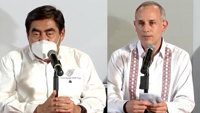 Hugo López-Gatell reporta 46 mil 688 muertes por Covid-19, y 424 mil 637 contagios