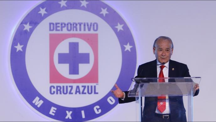 Así fueron los números de 'Billy' Álvarez en Cruz Azul