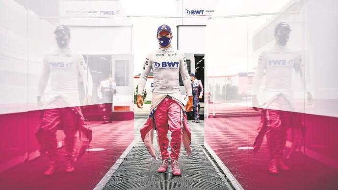 'Checo' Pérez reveló cómo se contagió de coronavirus a días de competir en la Fórmula 1