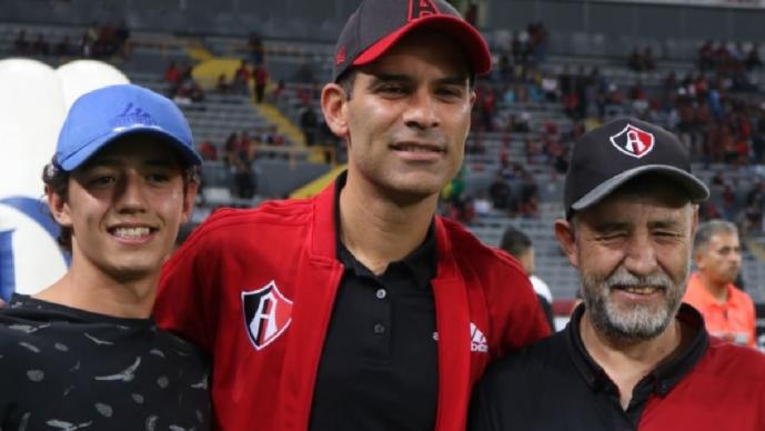 Don Pepe, el fan número uno de Atlas