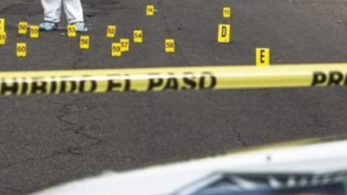 Grupo armado llegó hasta un domicilio y abrió fuego contra todos los presentes, en Morelos