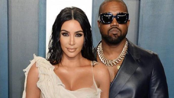 Kim Kardashian habría viajado a Wyoming para terminar su matrimonio con Kanye West