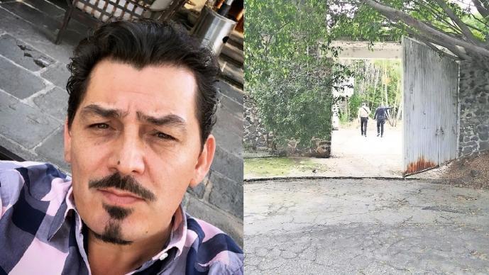 Fiscalía de Morelos confirma que sí fueron balazos a la casa de José Manuel Figueroa