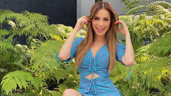Cynthia Rodríguez da sucio consejo a las mujeres, para atraer a los hombres