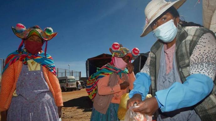 La pandemia del Covid-19 y la resiliencia de los pueblos indígenas