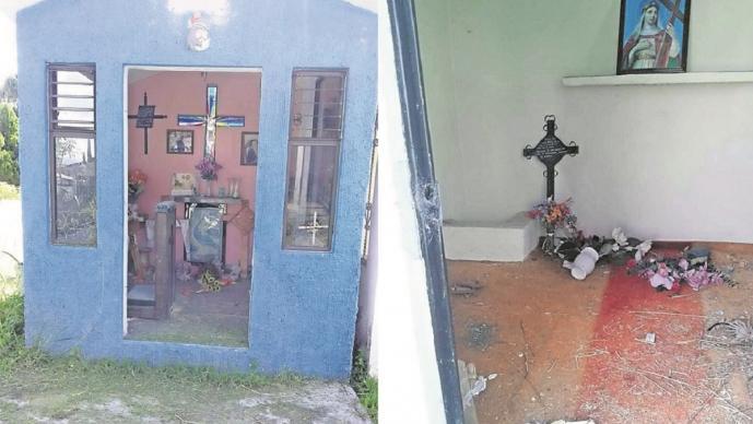 Estos son los objetos que más se roban en un panteón de Morelos