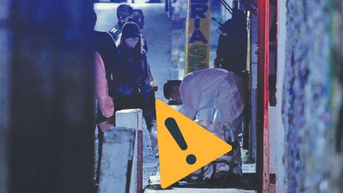 Sujetos armados matan a empleado de farmacia cuando iba a su casa, en Morelos