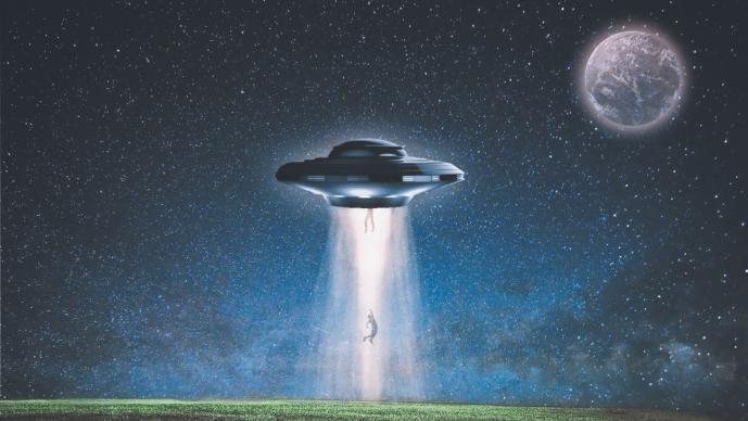 Extraterrestres ¿Nos observan?