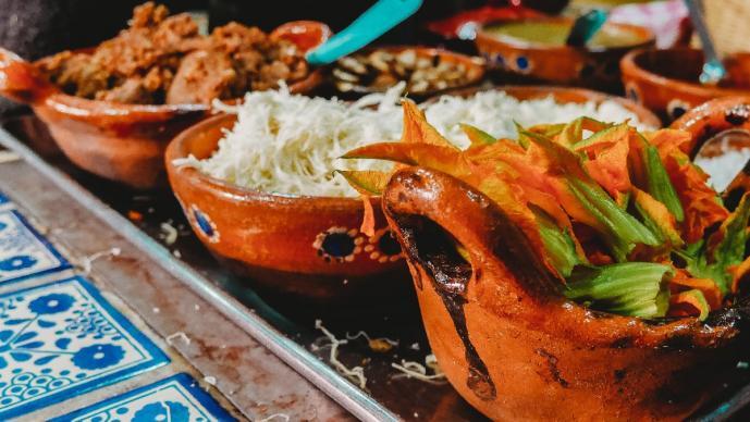 Cinco delicias mexicanas infaltables en tu mesa