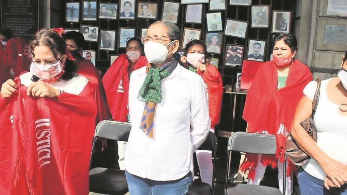 Activistas exigen apoyo al gobierno de Morelos para familias de desaparecidos