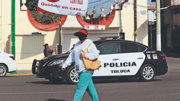 Autoridades del Edomex desplegarán operativo para que fiestas patrias no se descontrolen