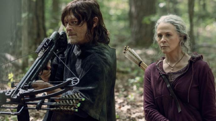 'The Walking Dead' llegará a su fin en el 2021, tras once temporadas