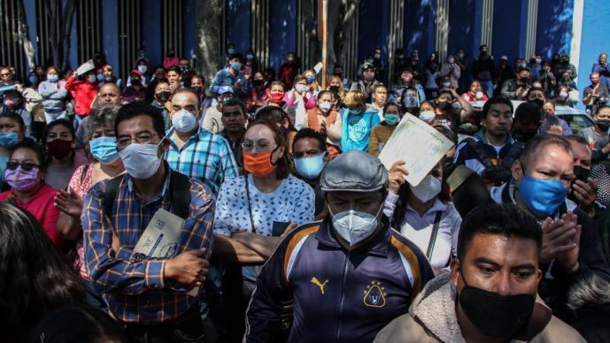 México reporta 71 mil 978 muertes por Covid-19, este miércoles 16 de septiembre