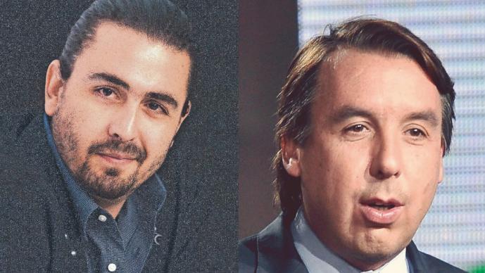Amaury Vergara y Emilio Azcárraga acuerdan apuesta — América vs Chivas