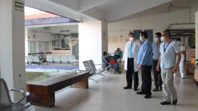 Premio de lotería servirá para dar mayor infraestructura a hospital damnificado en Morelos