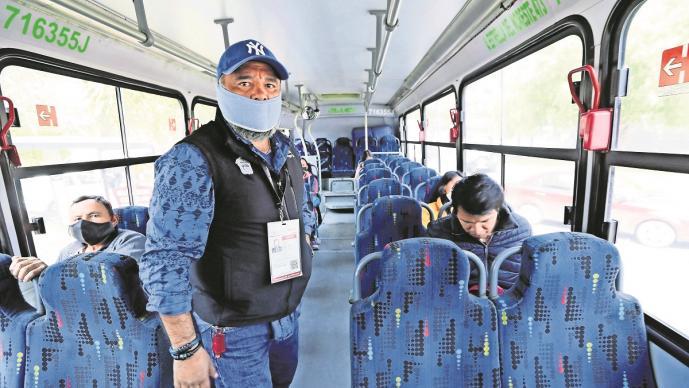 Asaltos a pasajeros en Edomex aumentarán tras desconfinamiento