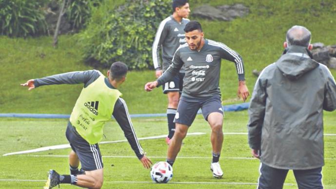 La nueva Selección Mexicana del 'Tata' Martino tiene un promedio de edad de 25 años