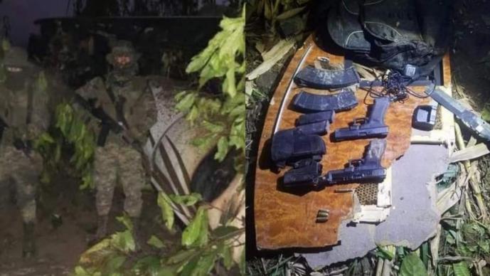 Se roban avión en Morelos y se estrella en Guatemala con droga, así ocurrió paso a paso