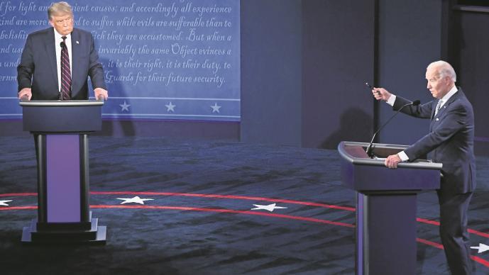Melania Trump aún no aparece en público tras contraer Covid-19