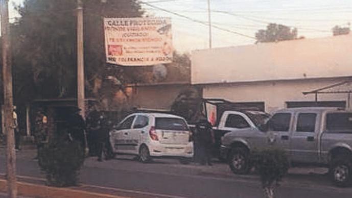Asesinan por la espalda a un hombre que caminaba en calles de Morelos, le dan 5 tiros