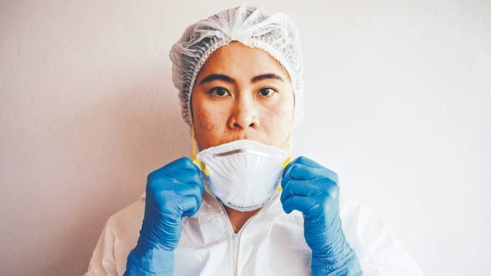 ¿Cómo quitar el acné que deja el cubrebocas?