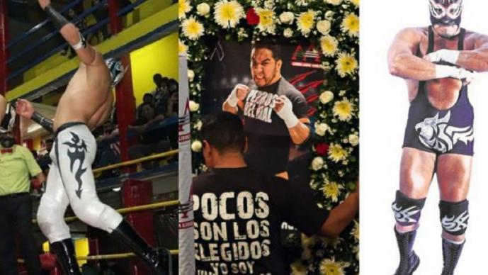 Príncipe Aéreo y las trágicas muertes dentro del ring de lucha libre