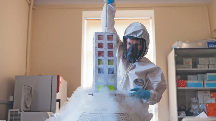 Inicia la guerra por congeladores para almacenar la futura vacuna vs Covid en el mundo