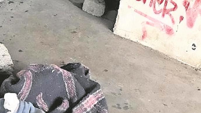 Hombre es asesinado a tabicazos en el Edomex, tenía la cabeza destrozada