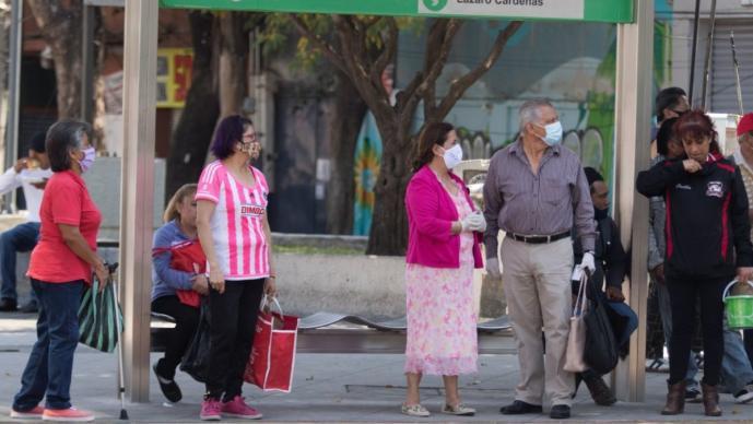 México reporta 88 mil 743 muertes por Covid; estados que están en rojo, naranja y amarillo