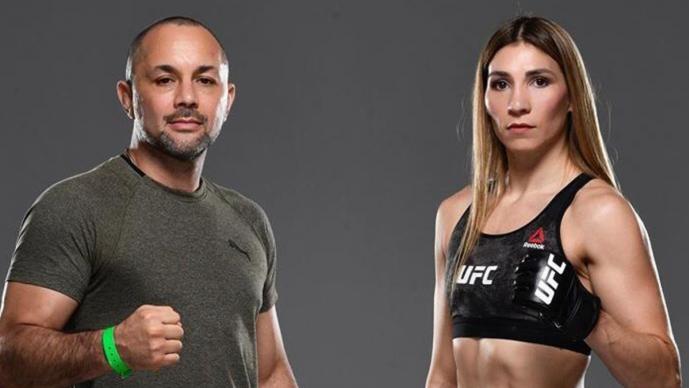 La peleadora Irene Aldana va al quirófano pero volverá por una revancha con Holm, en UFC