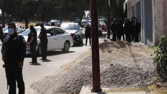 Asaltantes dan balazo a hombre de 79 años para quitarle 48 mil pesos, en Texcoco