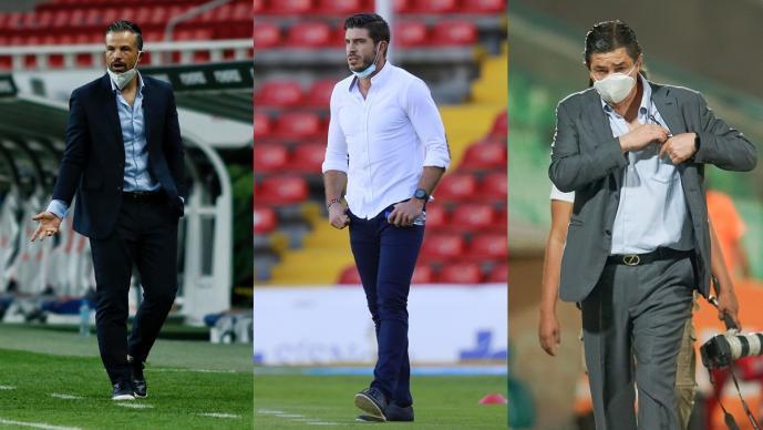 Alex Diego se convirtió en el sexto técnico cesado del Guardianes 2020