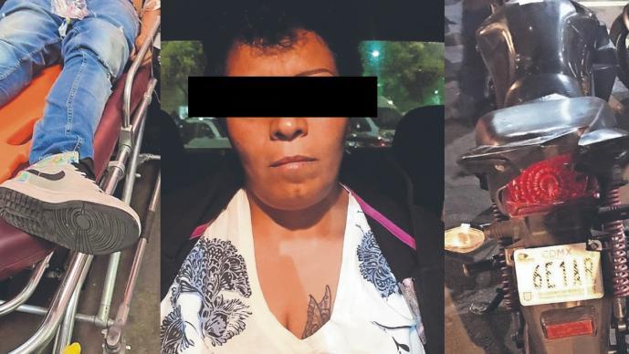 """Asesinan a hijo de """"La Chofis"""", operadora de """"El Lunares"""" en La Unión Tepito"""