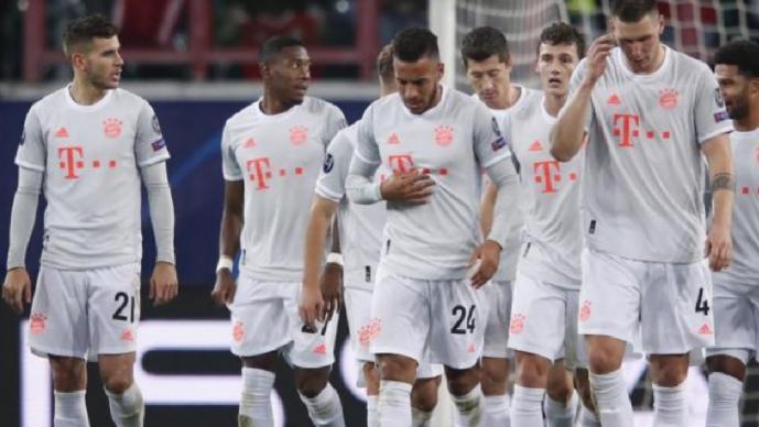 Bayern Munich se burla del Barcelona y le recuerda el 8-2