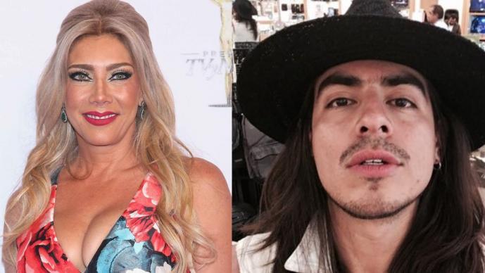 Cynthia Klitbo revela que es novia de 'Rey Grupero', aparecen desnudos en la cama