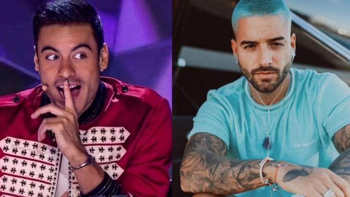 Por fin Carlos Rivera y Maluma revelan su secretito que nadie imaginaba