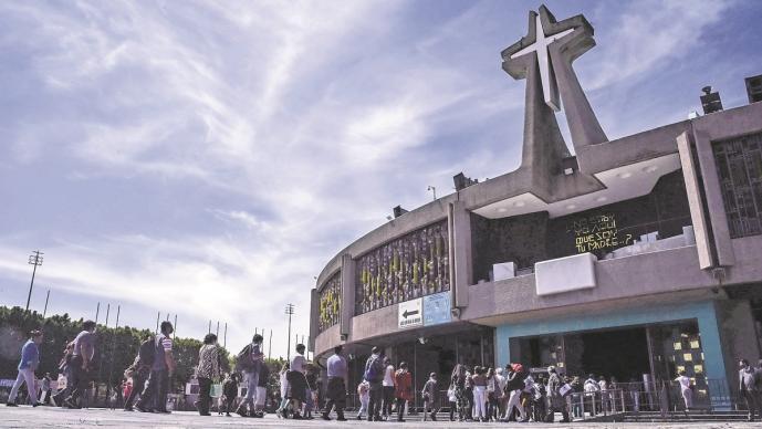 Autoridades analizan si la Basílica de Guadalupe abrirá el 11 y 12 de diciembre