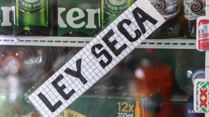 Qué 'bebiernes' ni que nada, en estas zonas de la CDMX y Edomex empieza hoy la Ley Seca