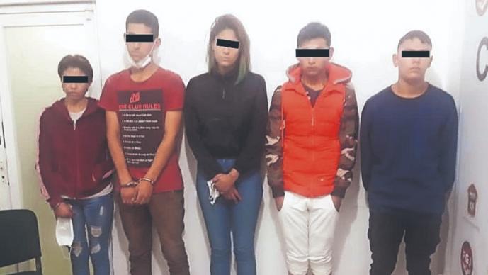 Atoran a cinco presuntos asaltantes, relacionados con brutal asesinato de Emily en Edomex