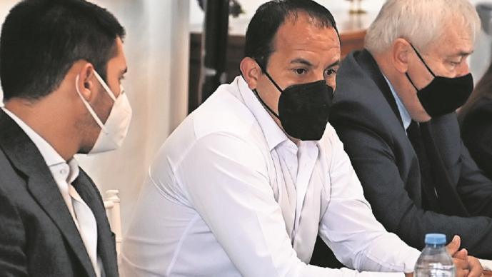Gobernador de Morelos pidió a su gabinete redoblar esfuerzos para dar resultados positivos