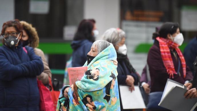 Pronostican para este sábado temperaturas de entre 4 a 6 grados en alcaldías de CDMX