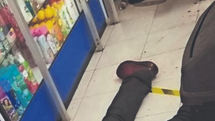 Rafaguean a una pareja que se encontraba dentro de una farmacia en CDMX, ella sobrevivió
