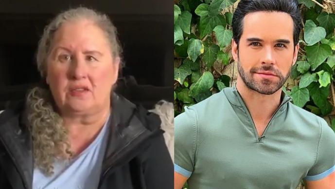 Madre de Elezar Gómez rompe el silencio
