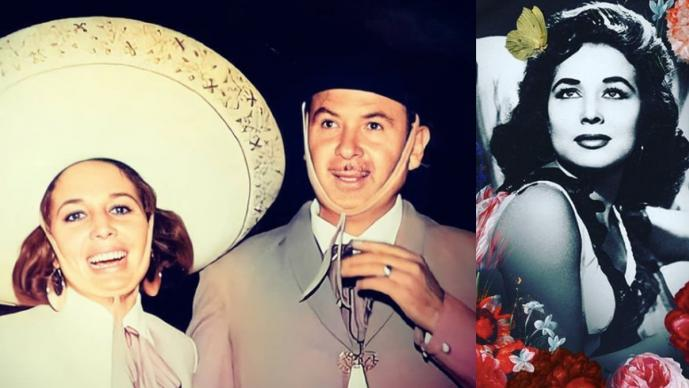 Fallece Flor Silvestre, madre de Pepe Aguilar en Zacatecas