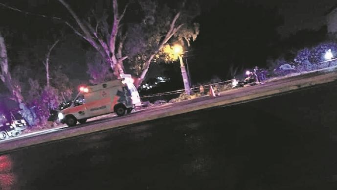Hombre fallece tras ser embestido por un vehículo en Morelos, se golpeó la cabeza