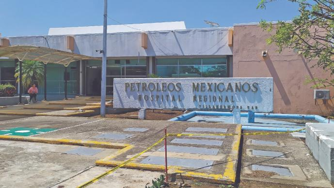 Hospitales de Pemex enfrentan escasez de medicamentos