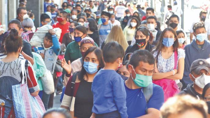 Mexicanos han bajado la guardia frente al Covid-19, aseguran especialistas