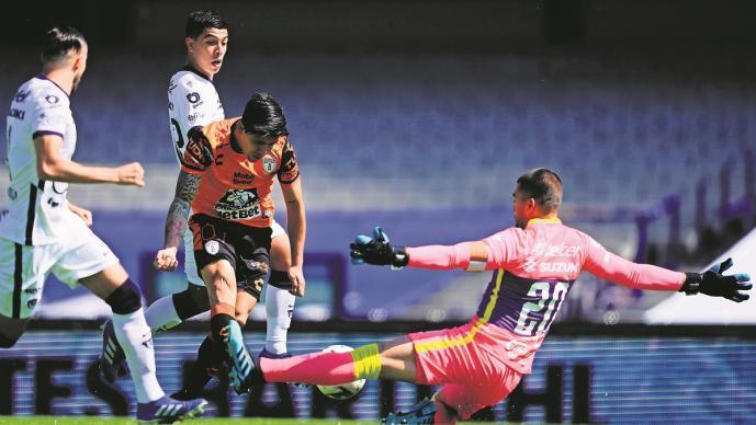 Portero de Pumas advirte que merecen jugar las semifinales, van con todo contra Cruz Azul
