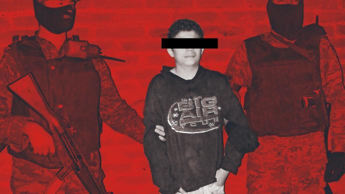 """""""El Niño Sicario"""": A sus 14 años, asesinaba y descuartizaba a sus víctimas en Morelos"""