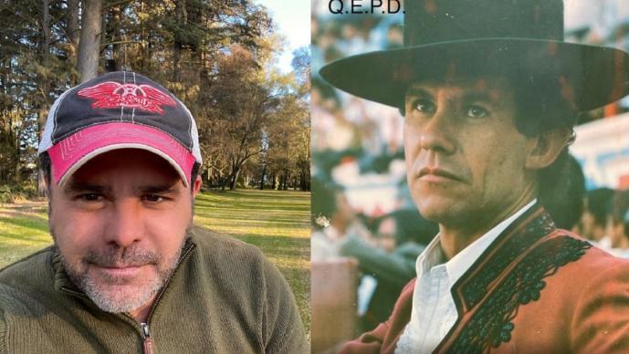 Eduardo Capetillo confirma la muerte de su hermano: Siempre en mi corazón